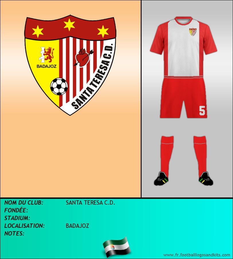Logo de SANTA TERESA C.D.
