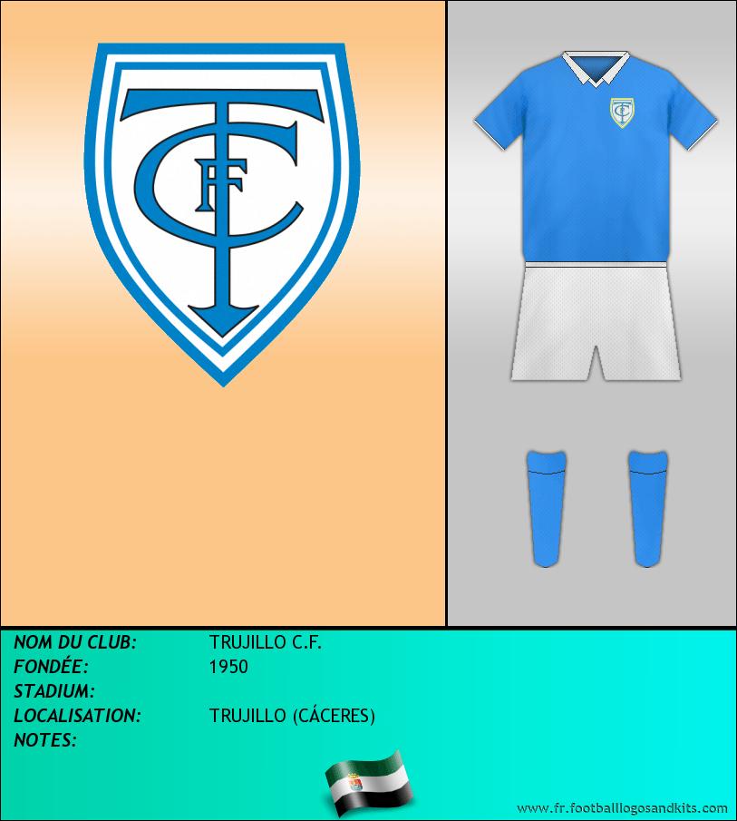 Logo de TRUJILLO C.F.