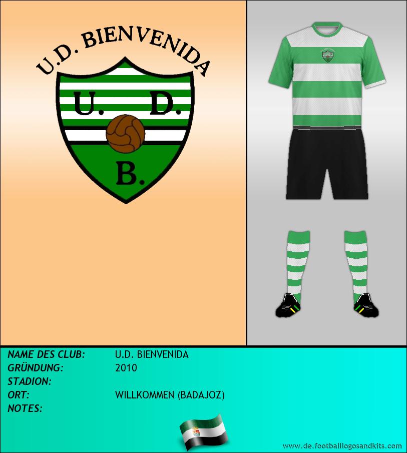 Logo U.D. BIENVENIDA
