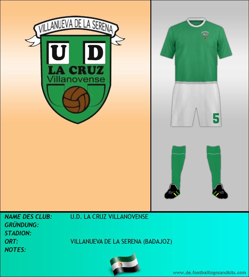 Logo U.D. LA CRUZ VILLANOVENSE