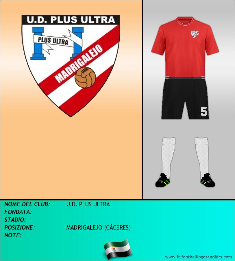 Logo di U.D. PLUS ULTRA