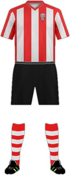 Kit CELTIGA F.C.
