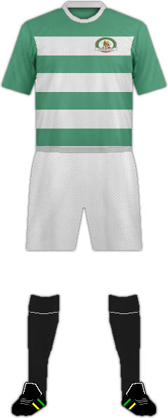 Kit FURIA ATHLETIC CLUB