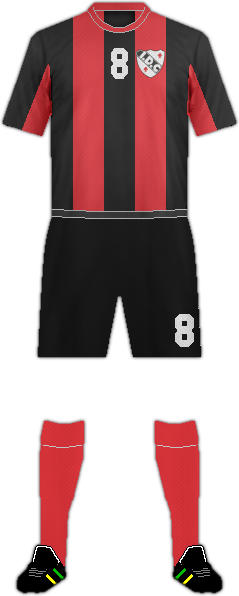 Maglie INDEPENDIENTE DE CARBALLO C.F.