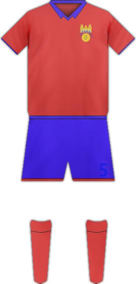 Kit PONTEVEDRA  CF