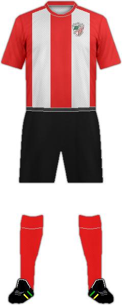 Kit PROGRESISTA F.C.
