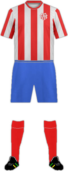 Trikot SPORTING MEICENDE