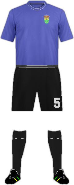 Kit TAMBRE F.C.