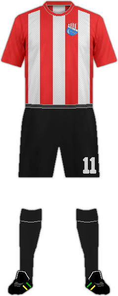 Kit TYDE F.C.