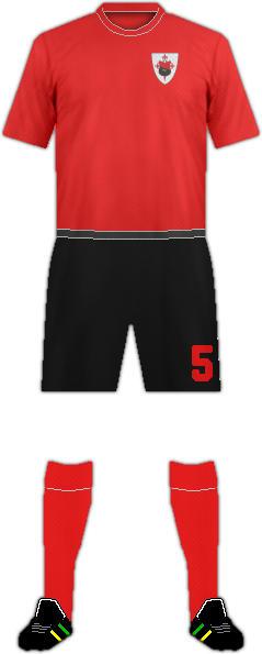 Kit VICTORIA F.C.