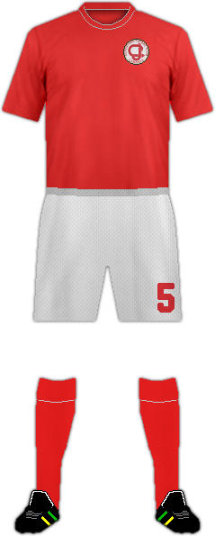 Maglie XUVENTUDE F.C.