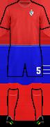 Maglie FRANCELOS F.C.