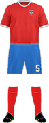 Kit SIGÜERO F.C.