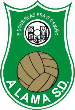 Logo de A LAMA S.D. (GALICE)