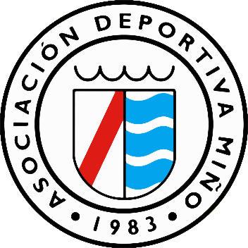 Logo A.D. MIÑO (GALICIEN)
