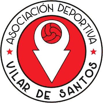 Logo of A.D. VILAR DE SANTOS (GALICIA)