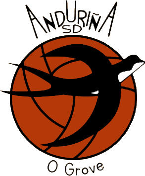 Logo of ANDURIÑA S.D. (GALICIA)
