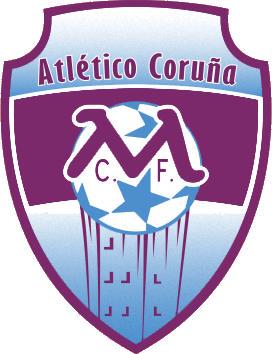 Logo of ATLÉTICO CORUÑA MONTAÑEROS C.F. (GALICIA)