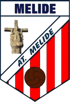 Logo ATLÉTICO MELIDE (GALICIEN)