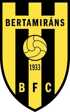 Logo BERTAMIRANS F.C. (GALICIEN)