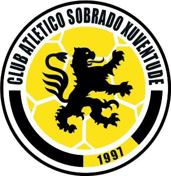 标志C.ATLÉTICO SOBRADO XUVENTUDE (加利西亚)