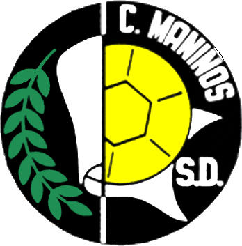 Logo C. MANIÑOS S.D. (GALICIEN)