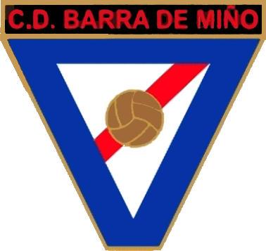 Logo of C.D. BARRA DE MIÑO (GALICIA)