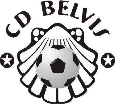 Logo C.D. BELVÍS (GALICIEN)