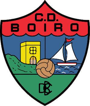 Logo de C.D. BOIRO (GALICE)