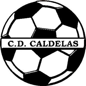Logo de C.D. CALDELAS (GALICE)