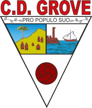 Logo of C.D. GROVE (GALICIA)