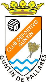 Logo de C.D. GUNTÍN (GALICE)