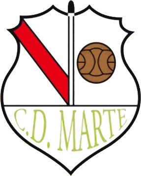 Logo of C.D. MARTE (GALICIA)