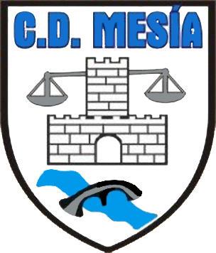 Logo C.D. MESÍA (GALICIEN)