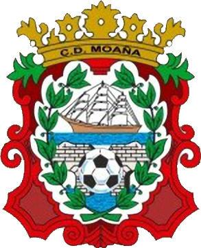 Logo of C.D. MOAÑA (GALICIA)