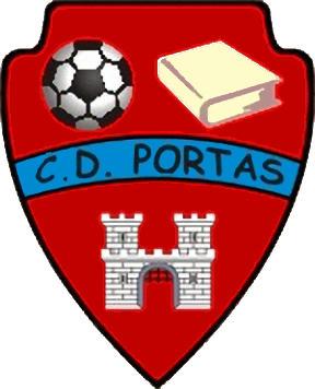 Logo of C.D. PORTAS (GALICIA)