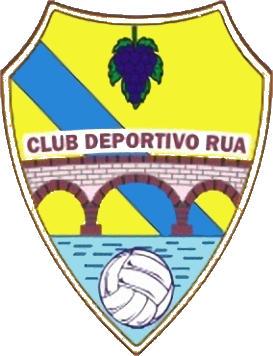 Logo C.D. RÚA (GALICIEN)