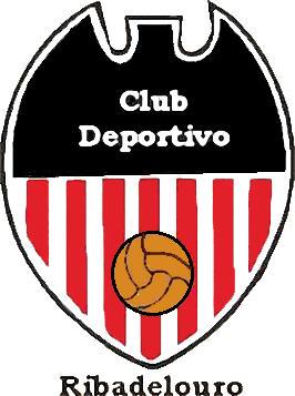 Logo of C.D. RIBADELOURO (GALICIA)