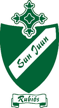 Logo of C.D. SAN JUAN DE RUBIÓS (2) (GALICIA)