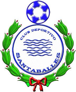Logo di C.D. SANTABALLÉS (GALIZIA)