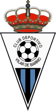 Logo C.D. VILAR DE BARRIO (GALICIEN)