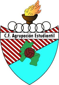 Logo de C.F. AGRUPACIÓN ESTUDIANTIL (GALICE)