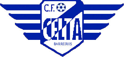 Logo of C.F. CELTA BARREIROS (GALICIA)