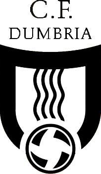 Logo of C.F. DUMBRÍA (GALICIA)