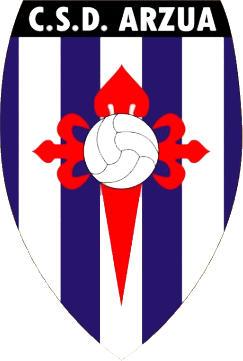 Logo C.S.D. ARZUA (GALICIEN)