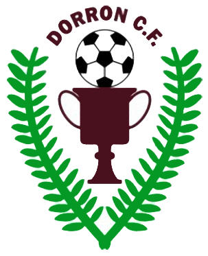 Logo DORRÓN C.F. (GALICIEN)