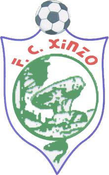 Logo of F.C. XINZO (GALICIA)