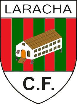 Logo LARACHA C.F. (GALICIEN)