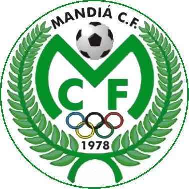 Logo MANDIÁ C.F. (GALICIEN)