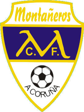 Logo MONTAÑEROS CF (GALICIEN)